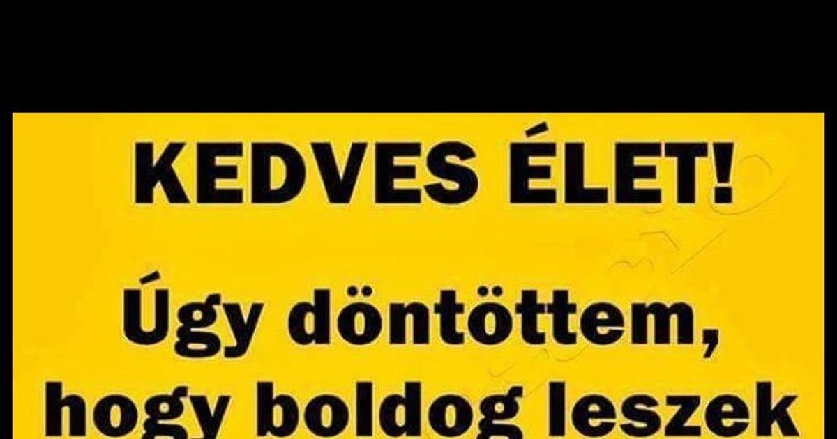 KEDVES ÉLET! BOHOKAS.hu